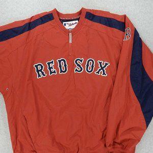 Boston Red Sox Stitched MLB Baseball Pullover